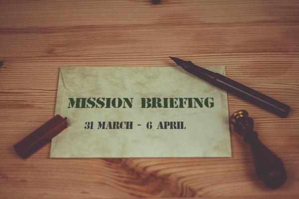 Mission Briefing | Week 1
