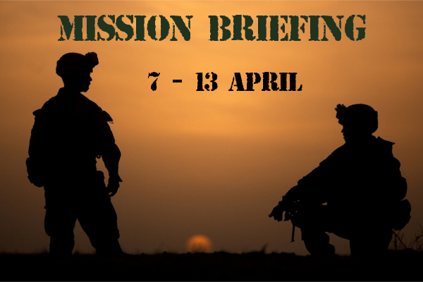 Mission Briefing | Week 2