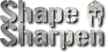 Shape and Sharpen